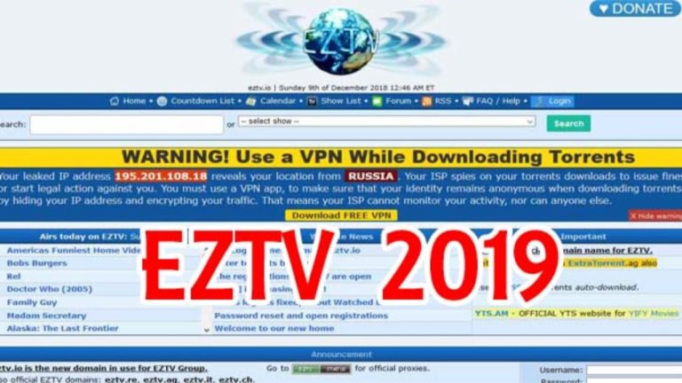 Download Bollywood, Hollywood, Full HD Movies on – EZTV ag 2019