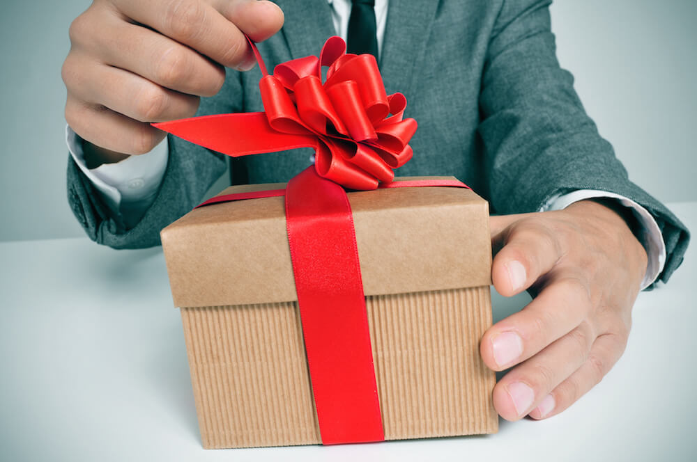 Purchasing And Sending Gift