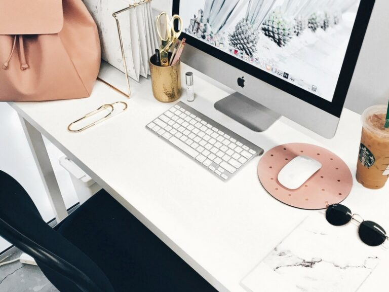 Four Organization Tips For Working From Home