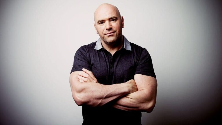 Dana White Net Worth 2020