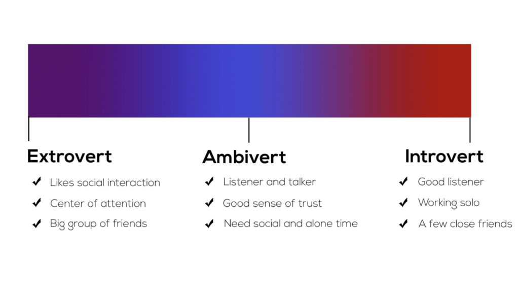What is an Ambivert personality?