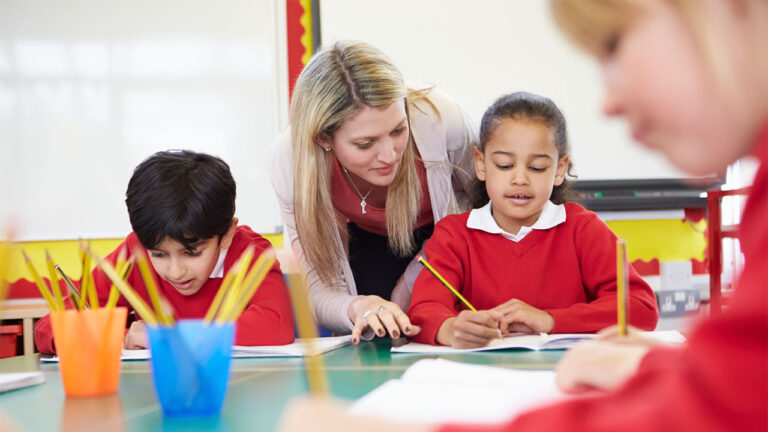 How to Support Your Children's Teachers